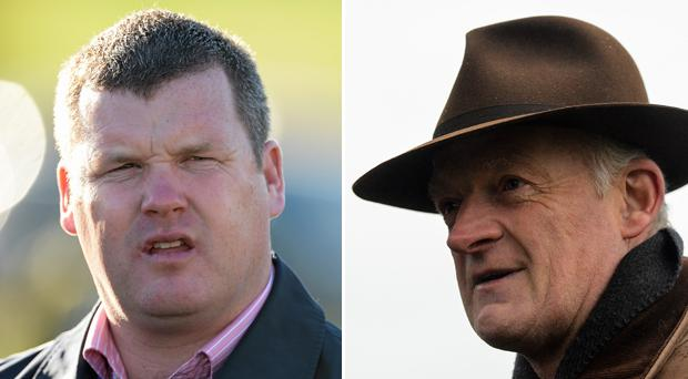 A first trainers championship for Gordon Elliott or an 11th-in-a-row for Willie Mullins?