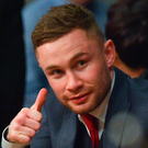 Carl Frampton. Photo: Sportsfile