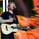 Ed Sheeran concert at the 3 arena. Picture credit; Damien Eagers