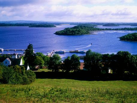 Woman drowns after falling from boat in Lough Erne