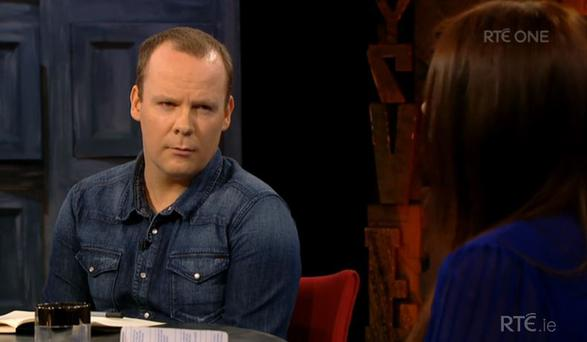 Neil Delamere on Cutting Edge