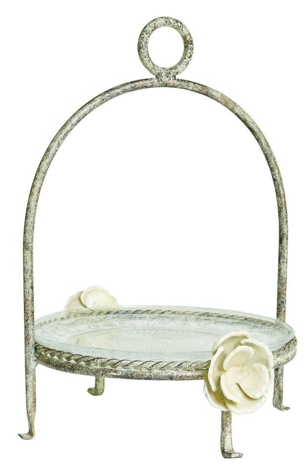 Mindy Brownes Cake Stand (€34.95) available at Red Earth Mullingar & Beacon South Quarter Sandyford.