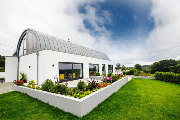 Colin and Ruth Donnelly's Antrim dream house: