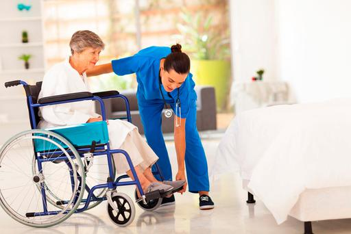 Younger people are subsidising older people's treatment through their health insurance premiums (Stock picture)