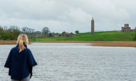 Devenish Island near Enniskillen, where the tragedy occurred Picture: Ronan McGrade/Pacemaker Press