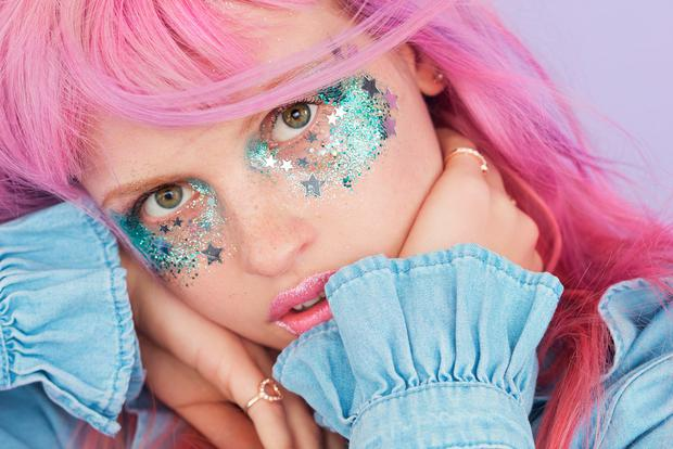 The new Prism makeup campaign by P.S. Beauty for Penneys
