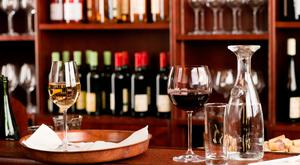 The popularity of wine bars is increasing