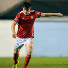 Rory Feely of St. Patrick's Athletic