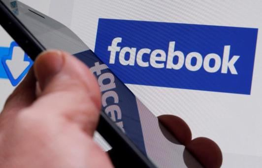 Facebook says it has targeted 30,000 fake accounts linked to France ahead of the country's presidential election, as part of a worldwide effort against misinformation. (Stock picture)