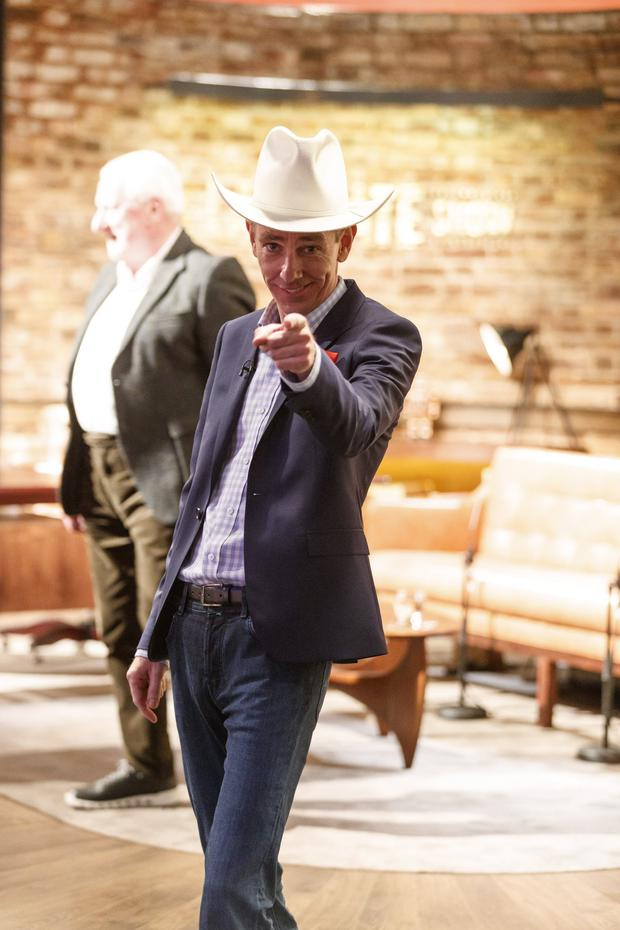 Ryan Tubridy on The Late Show country special