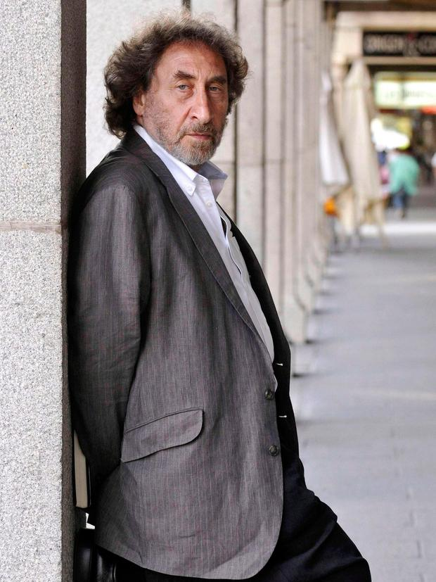 Funny man: HowardJacobson won the Booker in 2010 for The Finkler Question, his comic exploration of Jewishness