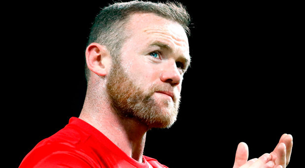 Manchester United captain, Wayne Rooney. Photo: PA Wire