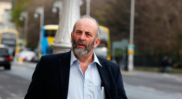 ROAD SAFETY: Danny Healy-Rae (pictured) was lambasted when he spoke against a proposed bill from Minister Shane Ross Picture: Tom Burke