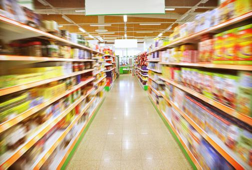 'But increasingly retailers are now being defined by the quality of their own private label offerings and for many of them, the big growth lies at the premium end of the market.' (stock picture)