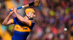 Seamus Callanan of Tipperary during the Allianz Hurling League Division 1 Semi-Final match between Wexford and Tipperary at Nowlan Park in Kilkenny. Photo by Stephen McCarthy/Sportsfile