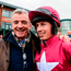Grand National aim: Michael O'Leary and Bryan Cooper. Photo by Seb Daly/Sportsfile