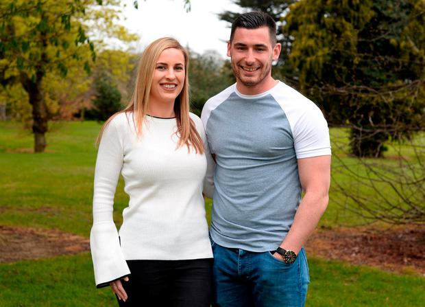 Teachers Willie Crawford and Diane Bergin are set to pack their bags for jobs in the UAE. Photo: Caroline Quinn