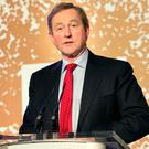 Taoiseach Enda Kenny. Photo: Tony Gavin