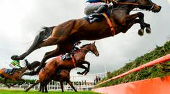 The Boylesports Irish Grand National is off at 5pm at Fairyhouse