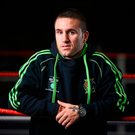 Joyce (pictured) is the fourth Irish Rio Olympian to switch codes after Conlan, Paddy Barnes and Katie Taylor. Photo: Sportsfile