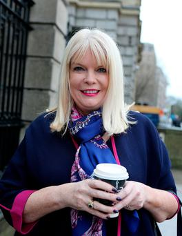 Jobs Minister Mary Mitchell O'Connor has a €60m plan Picture: Tom Burke
