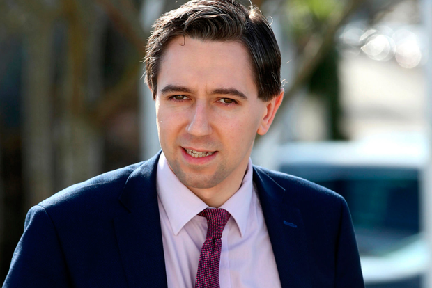 Simon Harris's department is trying to get EMA to our shores Picture: Mark Condren