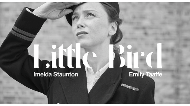 Emily Taaffe in Little Bird