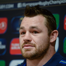 Cian Healy of Leinster during a press conference at Leinster Rugby HQ, Belfield, Dublin. Photo by Piaras Ó Mídheach/Sportsfile