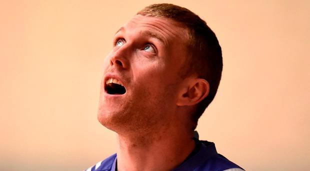 Keith Earls is 'loving every minute of everything at the moment' at Munster. Photo: Seb Daly/Sportsfile