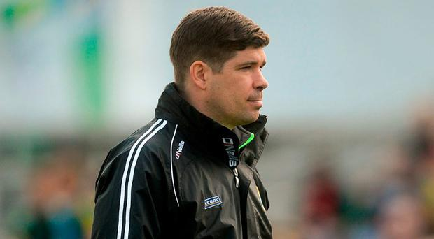 Kerry manager Eamon Fitzmaurice. Photo: Piaras Ó Mídheach / Sportsfile