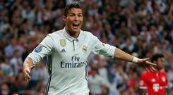 Cristiano Ronaldo may reconsider his decision to leave Real Madrid
