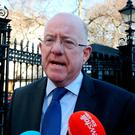 Minister for Foreign Affairs Charlie Flanagan Picture: Tom Burke