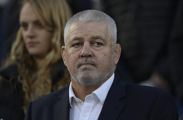 New Zealand's Warren Gatland, the head coach of the British and Irish Lions, is pictured before the start of the Rugby Championship match between Argentina's Los Pumas and New Zealand's All Blacks at the Jose Amalfitani stadium in Buenos Aires, on October 1, 2016. / AFP / JUAN MABROMATA