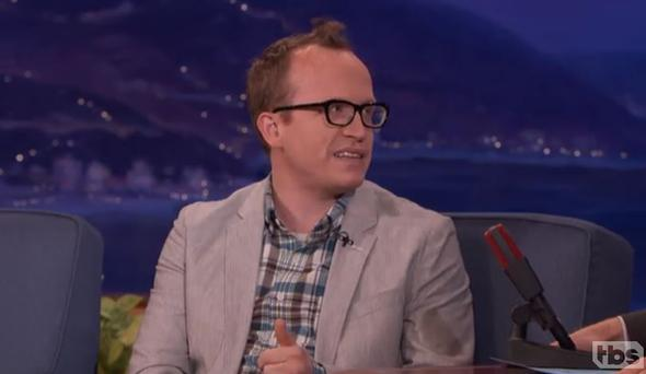 Chris Gethard on Conan O'Brien