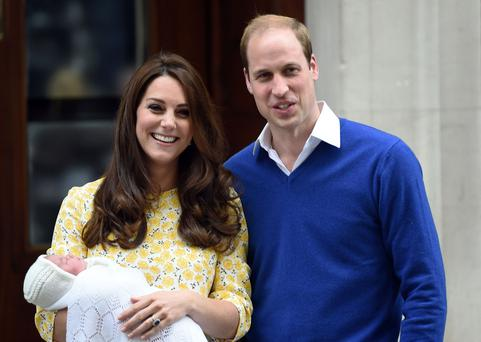 Kate suffered from hyperemesis gravidarum (HG) during her pregnancies