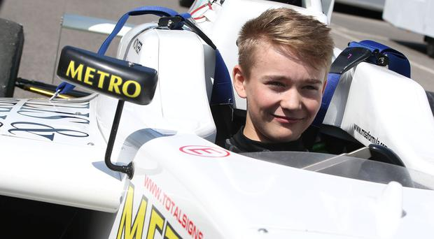 British teenager has legs amputated after F4 crash