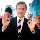 Taoiseach Enda Kenny Picture: Tom Burke