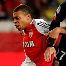 Monaco's Kylian Mbappe in action. Photo: Reuters