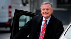Labour have deep roots as the oldest party in the State, not least in Brendan Howlin's native Wexford, where his father John Howlin was election agent for Labour icon and former leader Brendan Corish Picture: Tom Burke
