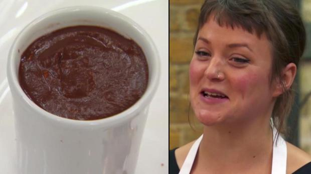"MasterChef viewers were horrified when one of the cooks went ""one hipster idea too far"" and whipped up a chocolate mousse mixed with sweet potato."
