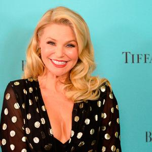 Model Christie Brinkley attends Harper's BAZAAR 150th Anniversary Event presented with Tiffany & Co at The Rainbow Room on April 19, 2017 in New York City. (Photo by Andrew Toth/Getty Images for Harper's BAZAAR)