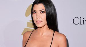 TV personality Kourtney Kardashian lives a largely gluten-free diet