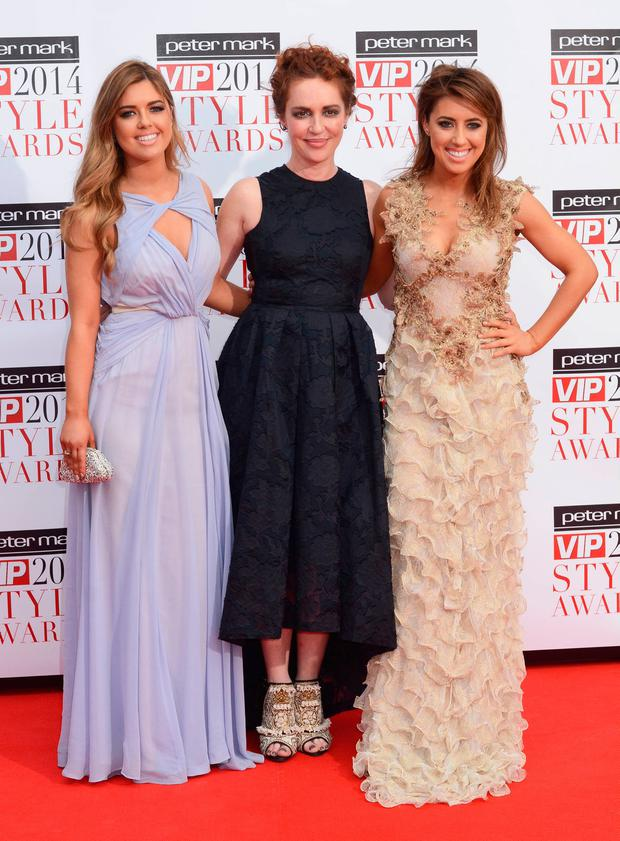 Bonnie Ryan, Morah Ryan and Lottie Ryan at the VIP Style Awards 2014