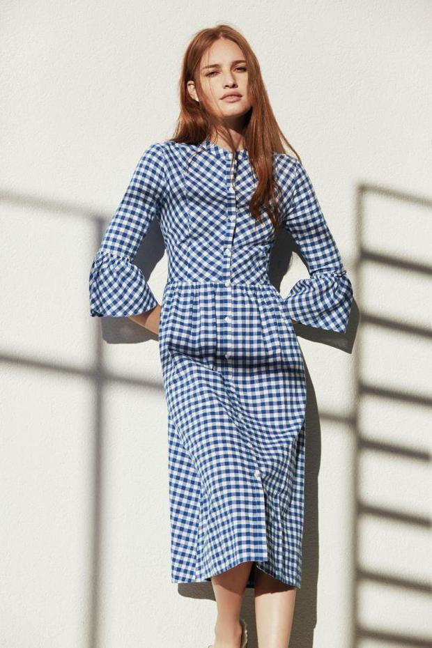 The sold-out Penneys gingham dress S/S17