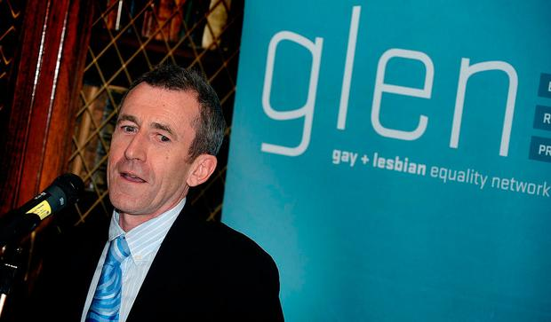 Mr Rose stepped down after an emergency meeting of the Glen board. Photo: Tommy Clancy