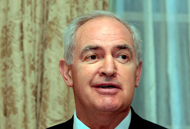Dr Peter Boylan. Photo: Tom Burke
