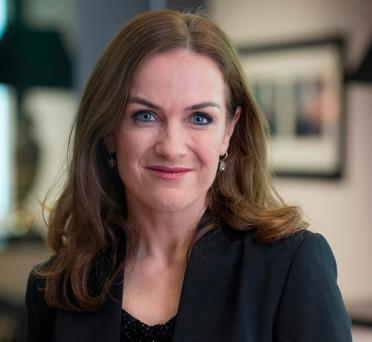Dr Rhona Mahony. Photo: Arthur Carron