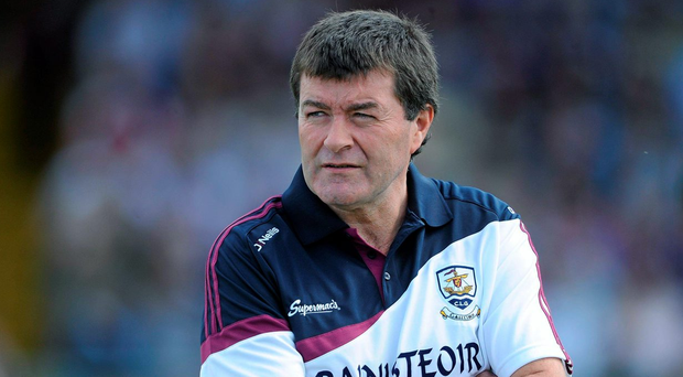 Former Galway manager John McIntyre led them to their last league crown seven years ago. Photo: Sportsfile