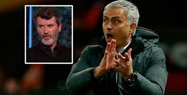 Roy Keane rejects the notion that Manchester United will have had a successful season if they finish with the League Cup and Europa League trophies
