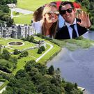 Rory McIlroy and Erica Stoll's taking place in Ashford Castle on Saturday